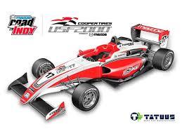 formula mazda engine mazda powered tatuus usf 17 to begin prototype testing in 2016