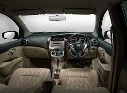 urvan nissan interior car picker nissan livina interior images