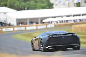 peugeot onyx top speed peugeot onyx rear 2013 goodwood festival of speed