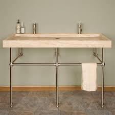 bathroom sink consoles bathroom console sink console pedestal