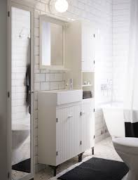 bathroom cabinets ikea slim spacious and white bathroom cabinet