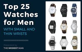 25 watches for small wrists