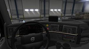 2017 volvo 780 interior volvo volvo trucks and car interiors volvo vnl 780 reworked edit skin v 2 0 mod american truck