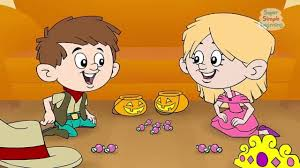 one for you one for me halloween song nursery rhymes 3d