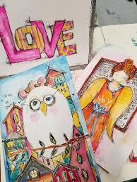 watercolor notecards sweet repeats 2018 workshops