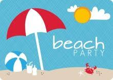 54 best kids parties images on pinterest beach party birthday