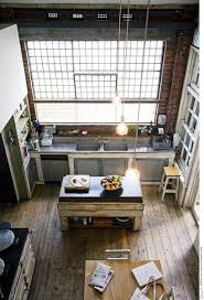 cuisine style loft industriel cuisine style loft industriel kirafes