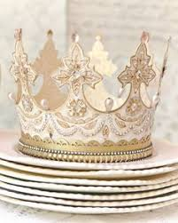 small paper crown template paper crowns pinterest crown