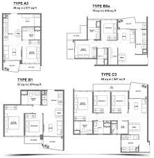 Singapore Floor Plan Lake Grande Singapore New Property Launch 6100 0601