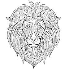 wildlife coloring book wild at heart coloring book 31 stress relieving designs