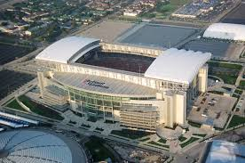 Houston Texans Stadium by Reliant Stadium