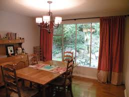 Beautiful Dining Room by Drapery Panels For A Gray Dining Room Driven By Decor Linen