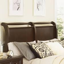 buy brentwood sleigh headboard size california king