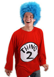 T Shirt Halloween Costumes by Thing 2 T Shirt Kit
