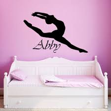 Vinyl Wall Stickers Custom Online Get Cheap Gymnastics Wall Aliexpress Com Alibaba Group