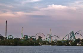 Sandusky Ohio Six Flags Amusement Parks And Theme Parks In Ohio