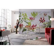 komar 100 in x 145 in fantasy forest wall mural 8 523 the home gloriosa wall mural