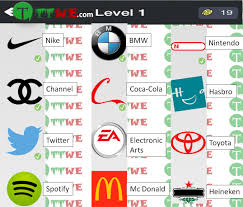 logos quiz u2013 guess the most famous brands gouci app answers