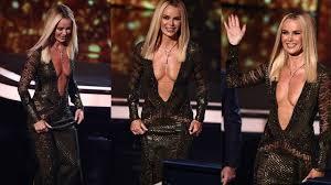 amanda holden u0027s most revealing dress ever youtube