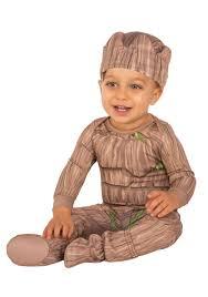 Guardians Galaxy Halloween Costumes Guardians Galaxy Groot Onesie Costume Babies