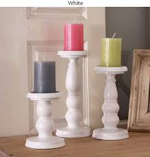 home decor with candles 1pc h15 candlestick font b candle b font holders stand home