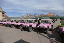 jeep pink sedona with kids pink jeep tours sedona kiddiemundo