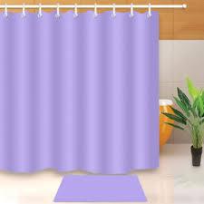 light purple shower curtain light purple shower curtain fabric plain color bathroom curtains