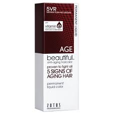 anti aging permanent liquid hair color shades of intrigue 5vr