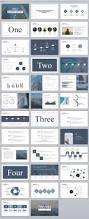 35 slide white magazine style powerpoint templates the highest