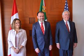 What Are The Two Flags In The Oval Office North American Free Trade Agreement Wikipedia