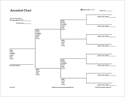ancestry tree diagram exol gbabogados co