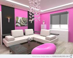 pink living room ideas 15 pretty in pink living room designs home design lover