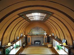 frank lloyd wright home and studio interior