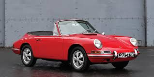 porsche convertible 4 seater the first porsche 911 cabriolet ever built is headed to auction
