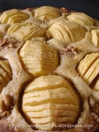 cuisine danoise tarte aux pommes danoise cuisine à 4 mains