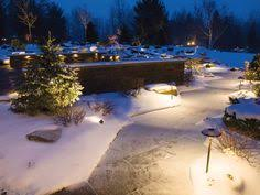 Kichler Landscape Light Kichler Landscape Winter Path Lights Onesourcelighting