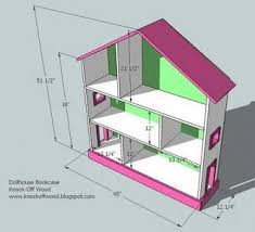 dollhouse bookcase diy tutorial change the dimensions a bit for