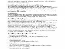 Medical Coder Resume Sample by 57 Medical Billing And Coding Resume Sample Sorority Resume