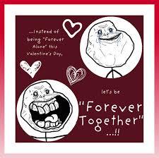 Together Alone Meme - forever together valentine s card 3 by juandii on deviantart