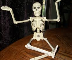 Halloween Posable Skeleton Posable Skelly 5 Steps With Pictures