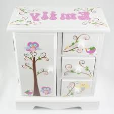 personalized ballerina jewelry box mele angel girl s wooden musical ballerina jewelry box ksvhs