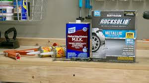 Rustoleum Garage Floor Coating Kit Instructions by Rust Oieum Garage Coating Kit 1 Year Review Mother Daughter