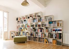 cool bookshelves for wall on furniture with natural maple wallto
