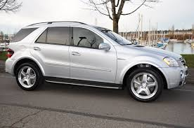 mercedes for sale by owner 1 owner 2007 ml63 on craigslist german cars for sale
