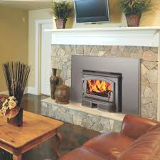 contemporary electric stove heater modern wood fireplace insert