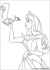 sleeping beauty coloring pages coloring book sleeping