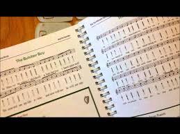 the tin whistle song book