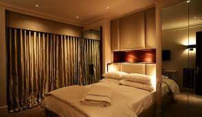 bedroom led spot lighting ideas and headboard lights