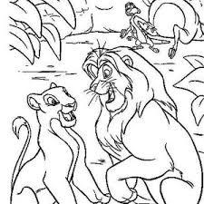 nala coloring pages beautiful nala the lion king coloring page beautiful nala the