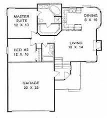 Converting Garage Into Living Space Floor Plans Exceptional One Bedroom Home Plans 10 1 Bedroom House Plans